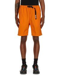 Carhartt WIP Clover Shorts Hokkaido Stonew S - Orange
