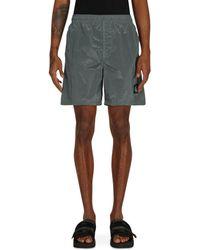 Stone Island Nylon Metal Swim Shorts - Grey
