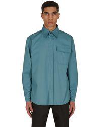 GR10K Hera Hors Shirt - Blue