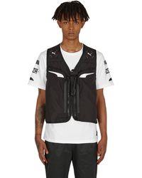 PUMA Nemen Utility Vest Black S