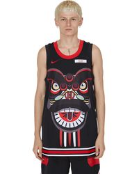 Nike Clot Ge Jersey - Black