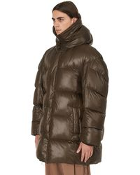 Hed Mayner Puffy Padded Parka - Multicolour