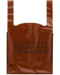 Maison Margiela Shopping Bag - Brown