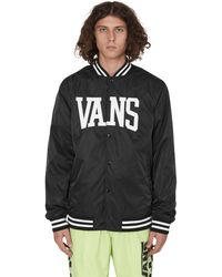 Vans Svd University Jacket Black M
