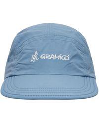Gramicci Shell Jet Cap Sax U - Blue