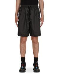 Cav Empt Beach Shorts Black S