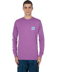 Vans Hi-point Long Sleeves T-shirt - Purple