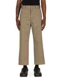 WTAPS Union Trousers Beige M - Natural