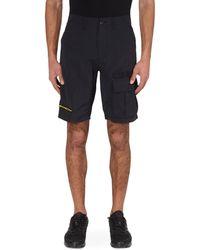 Oakley Stretch Logo Cargo Shorts - Black