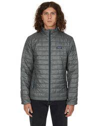 Patagonia Nano Puff® Jacket - Gray