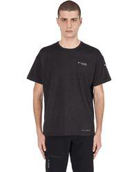 Columbia Irico Knit Short Sleeve T-shirt - Black