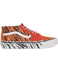 Vans - Aries Og Sk8-mid Lx Sneakers Tiger Bright 36.5 - Lyst