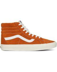 Vans Sk8-hi Reissue Retro Sport/glazed Ginger - Brown