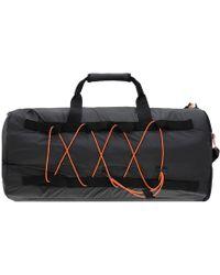 36d3d41d6d637 New Balance Nylon Gym Bag in Black for Men - Lyst