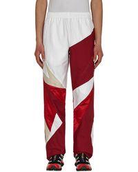 Reebok Cottweiler Hybrid Trousers - Red