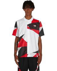 Nike Quai 54 Shooting Shirt White S