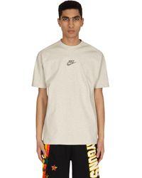 Nike - Logo T-shirt White/htr S - Lyst