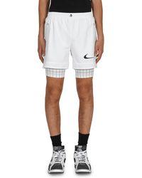 Nike Off-white Shorts White Xs