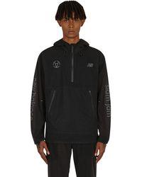 New Balance Slam Jam Speed Jacket Multi S - Black