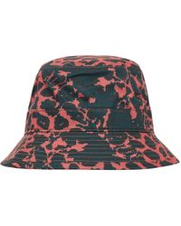 WTAPS Satin Camo Bucket Hat - Pink