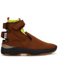 Suicoke Vic-an Boots - Brown