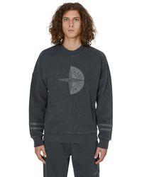 Stone Island 513a3 Sweater - Multicolor
