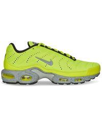 Nike Air Max Plus Premium Sneakers - Green