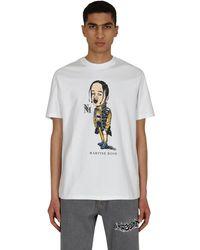 Napapijri S-milano T-shirt - White