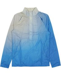 Reebok Cottweiler 1/2 Zip Jacket - Blue