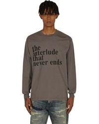 Neighborhood Hope Longsleeve T-shirt - Grey