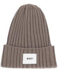 ee34e8b3479 Hot WTAPS - Beanie 02 Hat - Lyst