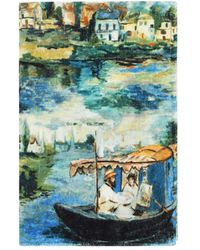 Off-White c/o Virgil Abloh Lake Beach Towel - Multicolor