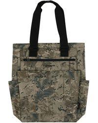 Carhartt WIP Payton Kit Bag Camo Combi, Desert / Black U
