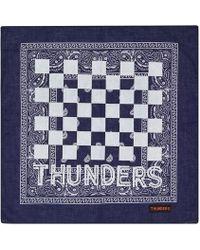 Thunders - Checkers Bandana - Lyst