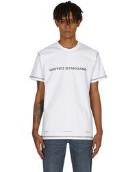 United Standard Logo T-shirt - White