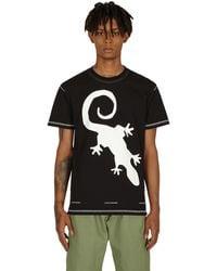 United Standard Gecko T-shirt - Black