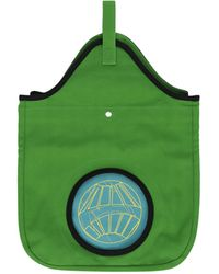 Kiko Kostadinov Aristides Embroidery Bag - Green