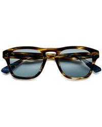 Etnia Barcelona Kirk Sun Hvbl Sunglasses Tortoise - Multicolor