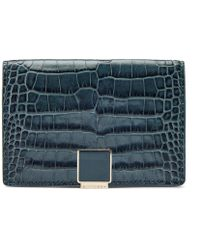 Smythson - Business And Credit Card Case - Lyst