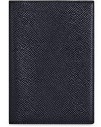 Smythson - Panama Passport Cover - Lyst