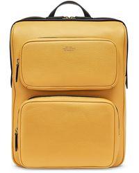 Smythson Ludlow Organiser Backpack - Multicolour