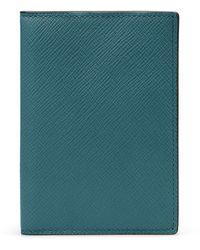 Smythson Panama Passport Cover - Multicolor