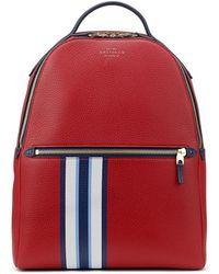 Smythson - Burlington Small Backpack - Lyst