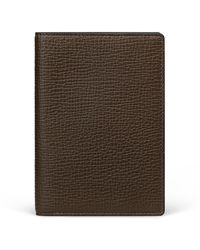 Smythson - Ludlow Passport Cover - Lyst