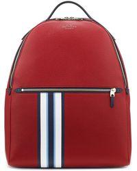 Smythson Burlington Backpack - Red