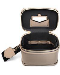 Smythson Panama Beauty Case - Multicolour
