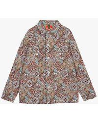 Vans Chore Coat X Nigel Cabourn - Brown