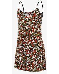 Nike - Cami Dress Aop Femme - Lyst