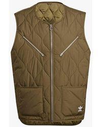 adidas Oversized Vest X Parley - Green