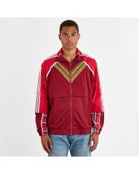 adidas Solar Hu Tt Fz Jacket X Pharrell Williams - Red